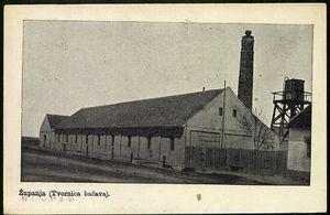 "Opis tvornice tanina u Županji 1885. godine (""The Oak extract Company Limited"")"